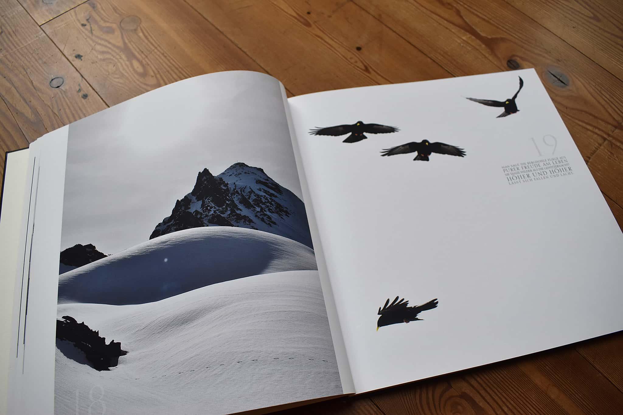Buchgestaltung - Bildband